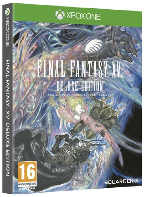 Final Fantasy 15 (XV) Deluxe Edition (Xbox One)