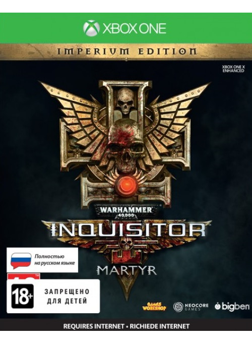 Warhammer 40.000: Inquisitor - Martyr Imperium Edition (Xbox One)