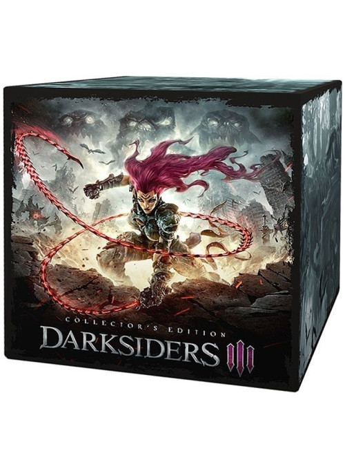 Darksiders III (3) Collector's Edition (Xbox One)