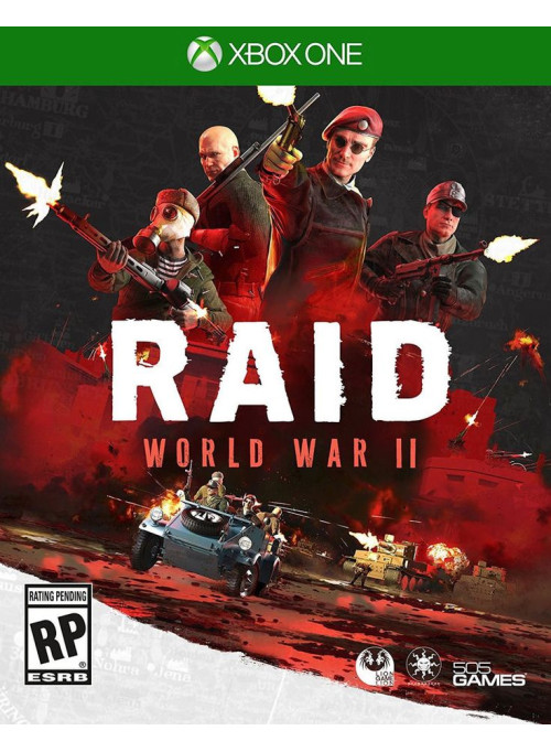 RAID: World War 2 (II) (Xbox One)