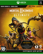 Mortal Kombat 11 Ultimate (Xbox One/Series X)