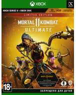 Mortal Kombat 11 Ultimate Limited Edition (Xbox One/Series X)