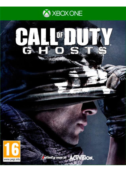 Call of Duty: Ghosts: игра для XBox One