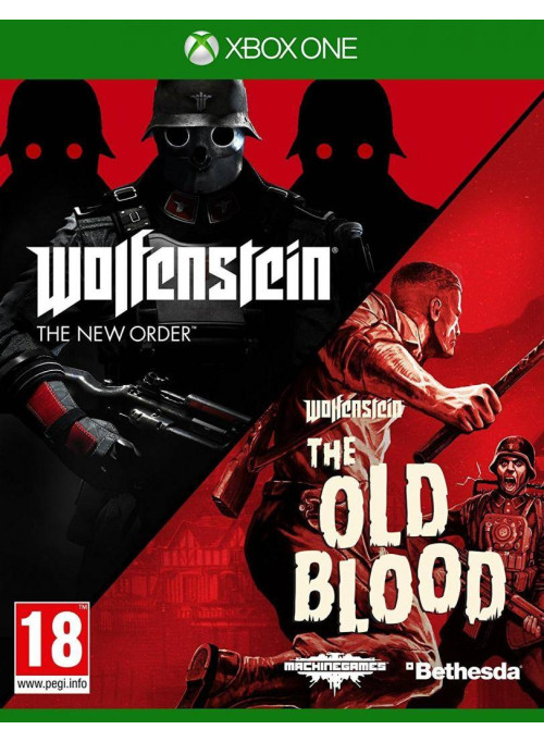 Wolfenstein: The New Order + The Old Blood - Double Pack (Xbox One)