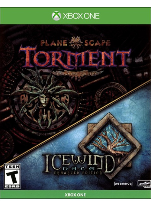 Icewind Dale: Enhanced Edition + Planescape Torment: Enhanced Edition (Xbox One)