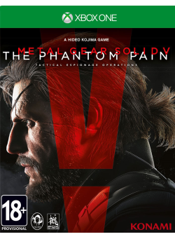 Metal Gear Solid 5 (V): The Phantom Pain Day One Edition (Xbox One)