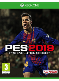 Pro Evolution Soccer 2019 (PES 19) (Xbox One)
