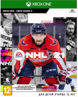 NHL 21 (Xbox One/Series X)