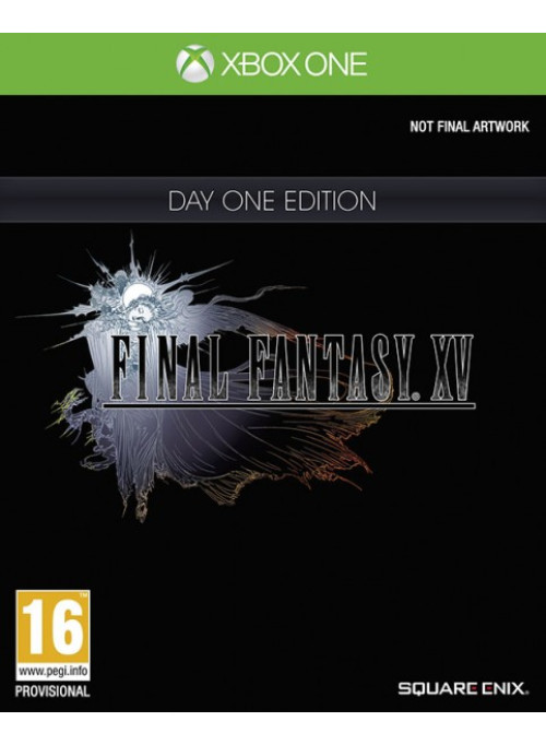 Final Fantasy 15 (XV) Day One Edition (Xbox One)