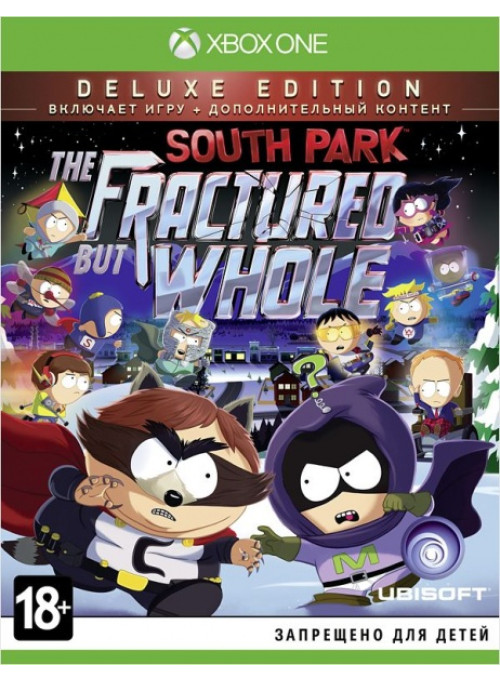 South Park: The Fractured but Whole. Deluxe Edition (Xbox One)