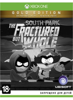 South Park: The Fractured but Whole. Gold Edition (Xbox One)