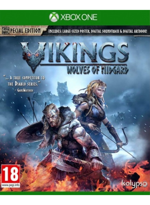 Vikings: Wolves of Midgard Special Edition  (Xbox One)