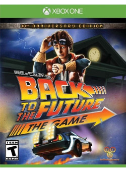 Back to the Future: The Game 30th Annivesary Edition (Назад в будущее) (Xbox One)