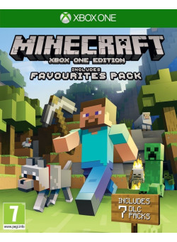 Minecraft: Favorites Pack Код загрузки (Xbox One)