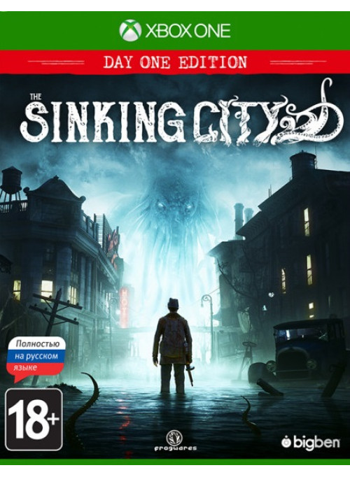 The Sinking City Day One Edition (Издание первого дня) (Xbox One)