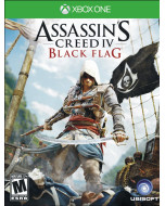 Assassin's Creed 4 (IV): Черный флаг (Black Flag) (Xbox One)