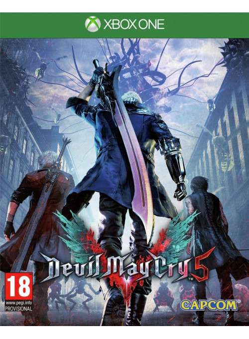 Devil May Cry 5 (V) (Xbox One)