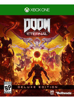 Doom Eternal Deluxe Edition (Xbox One)
