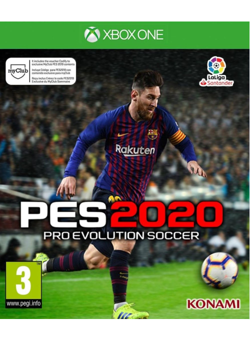 Pro Evolution Soccer 2020 (PES 2020) (Xbox One)