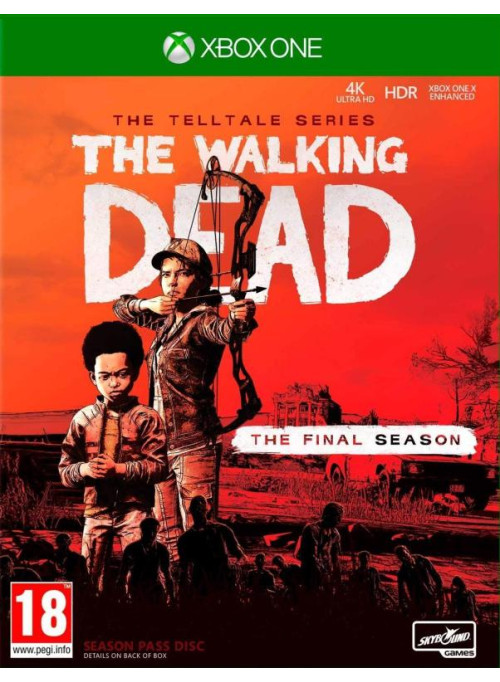 The Walking Dead: Final Season (Xbox One)
