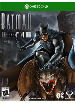 Batman: The Enemy Within – The Telltale Series (Xbox One)