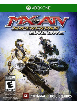 MX vs ATV: Supercross Encore (Xbox One)