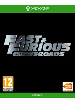 Форсаж: Перекрестки (Fast and Furious Crossroads) (Xbox One)