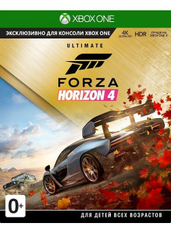 Forza Horizon 4 Ultimate Edition (Xbox One)