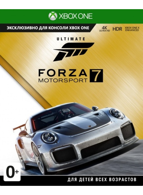 Forza Motorsport 7 Ultimate Edition  (Xbox One)