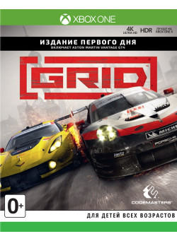 Grid Day 1 Edition (Xbox One)