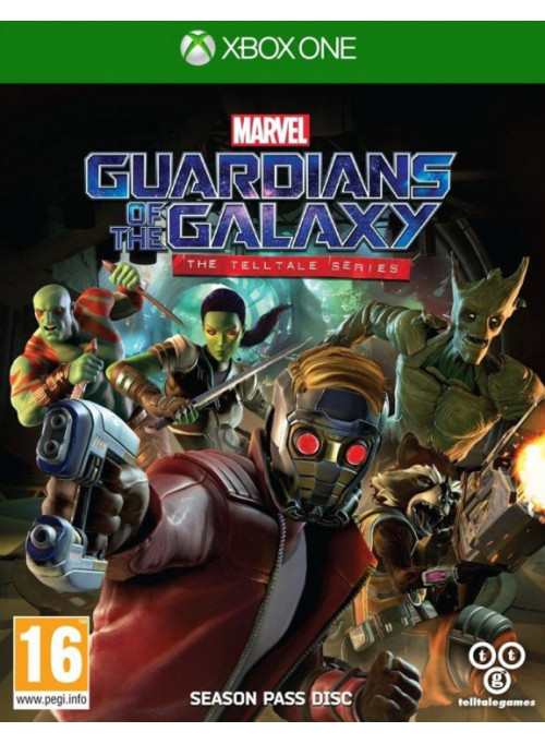 Guardians of the Galaxy (Стражи галактики): The Telltale Series (Xbox One)