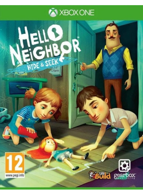 Hello Neighbor: Hide and Seek (Привет Сосед - Прятки) (Xbox One)