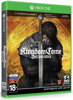 Kingdom Come: Deliverance Особое издание (Xbox One)