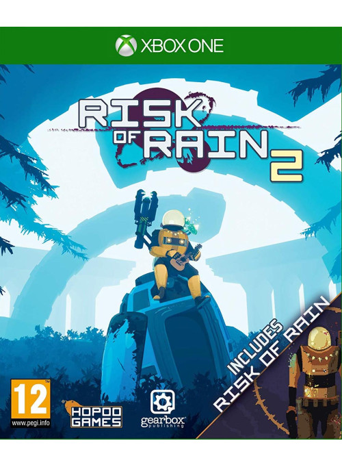 Risk of Rain + Risk of Rain 2 (Xbox One)