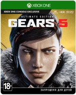 Gears 5 (Gears of War 5) Ultimate Edition (Xbox One)