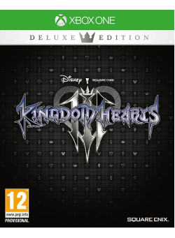 Kingdom Hearts 3 (III) Deluxe Edition (Xbox One)