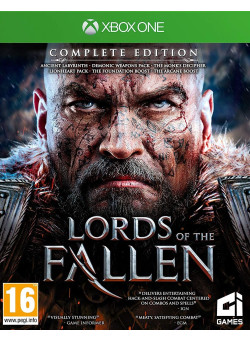 Lords of the Fallen Complette Edition (Xbox One)