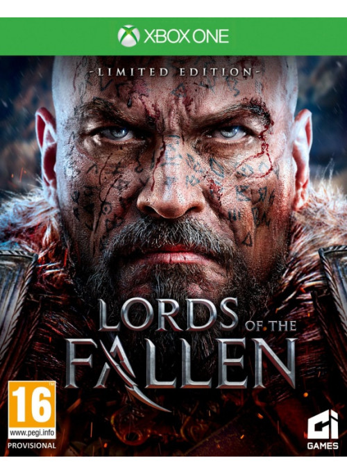 Lords of the Fallen Limited Edition (Xbox One)