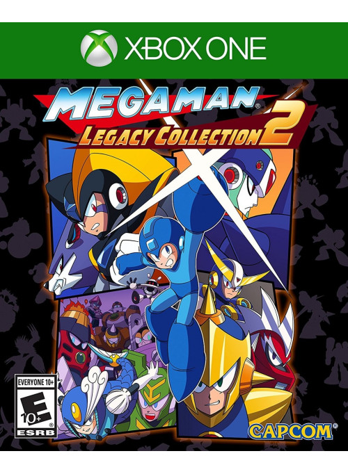 Mega Man Legacy Collection 2 (Xbox One)