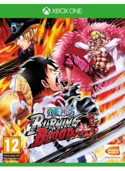 One Piece Burning Blood (Xbox One)