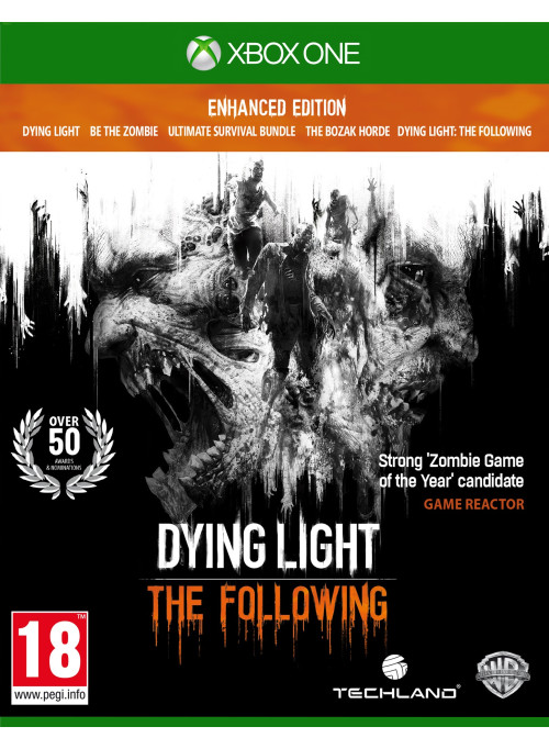 Dying Light: The Following Enhanced Edition (Xbox One)
