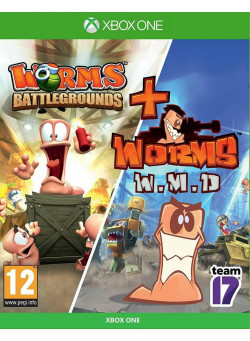 Worms Battleground + Worms WMD (Xbox One)