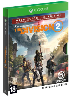 Tom Clancy's The Division 2 Washington D.C. Edition (Xbox One)