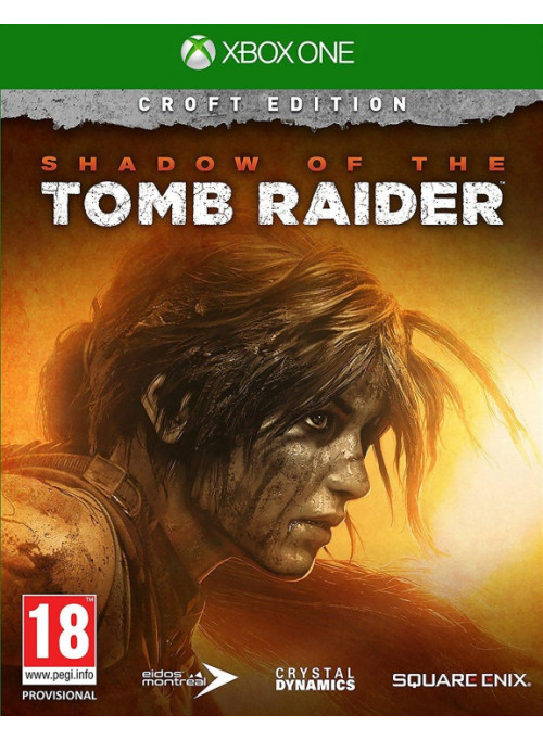 Shadow of the Tomb Raider Croft Edition (Xbox One)
