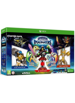 Skylanders Imaginators Стартовый набор (Xbox One)