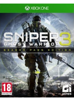 Снайпер Воин-Призрак 3 (Sniper: Ghost Warrior 3) Season Pass Edition (Xbox One)