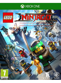 LEGO Ninjago Movie Video Game (Ниндзяго Фильм) (Xbox One)