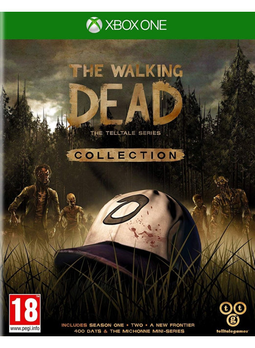 The Walking Dead: The Telltale Series - Collection (Xbox One)
