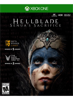 Hellblade: Senua's Sacrifice Retail Edition (Xbox One)