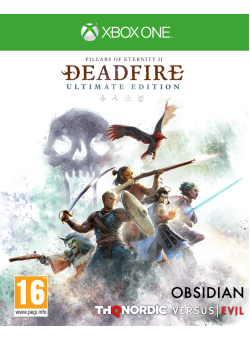 Pillars of Eternity 2 (II): Deadfire - Ultimate Edition (Xbox One)